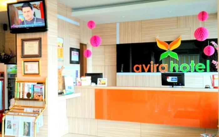 Avira Hotel Makassar Panakkukang - lobby