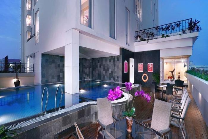 fave hotel Palembang - Rooftop