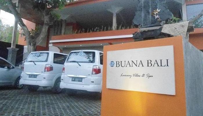Buana Bali Luxury Villas and Spa Bali - Tampilan Luar Hotel