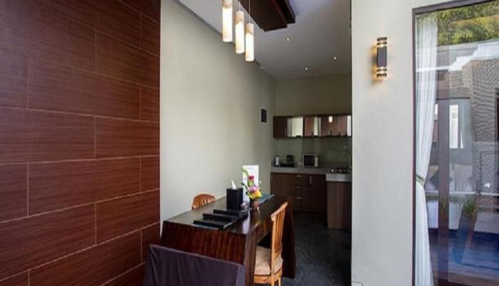 Buana Bali Luxury Villas and Spa Bali - Dapur
