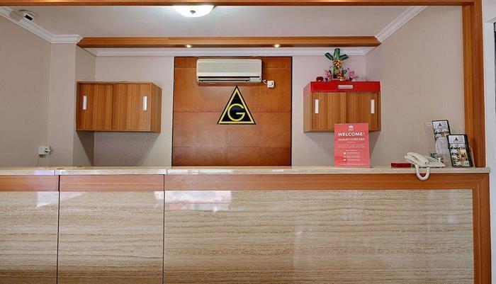 ZEN Rooms Near Ambassador Mall Jakarta - Resepsionis