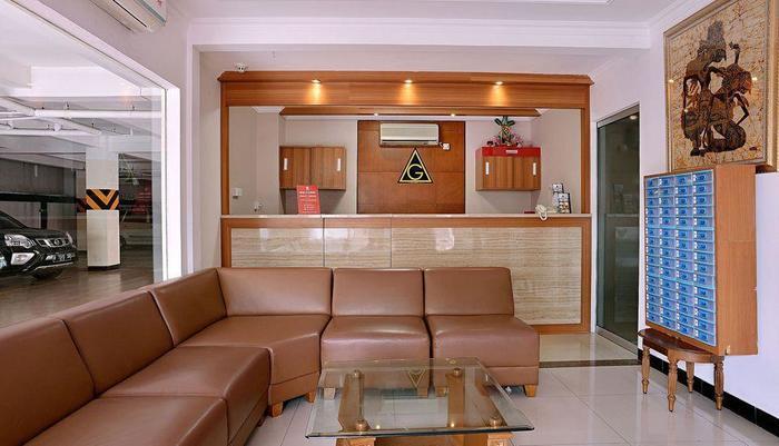 ZEN Rooms Near Ambassador Mall Jakarta - lobi