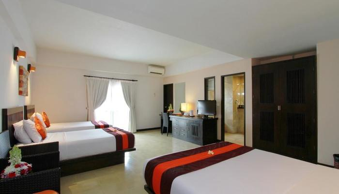 The Lokha Legian Bali - Family Room
