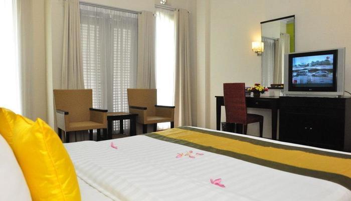 Hotel Puri Saron Denpasar Bali - Kamar Super Deluxe