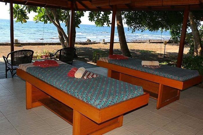 Mapia Resort Manado - Spa Room