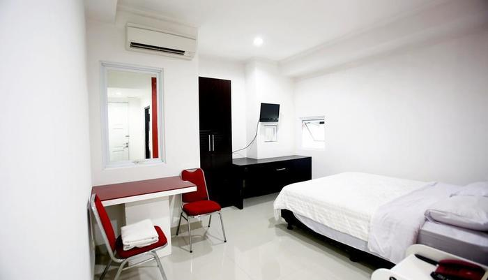 RedDoorz @Guntur Raya Setiabudi 1 Jakarta - Kamar tamu