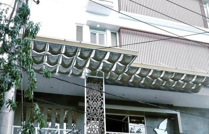 Metro House Surabaya - Eksterior