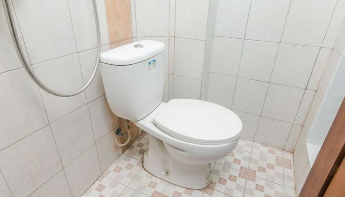ZenRooms West Gatot Subroto Denpasar - Kamar mandi