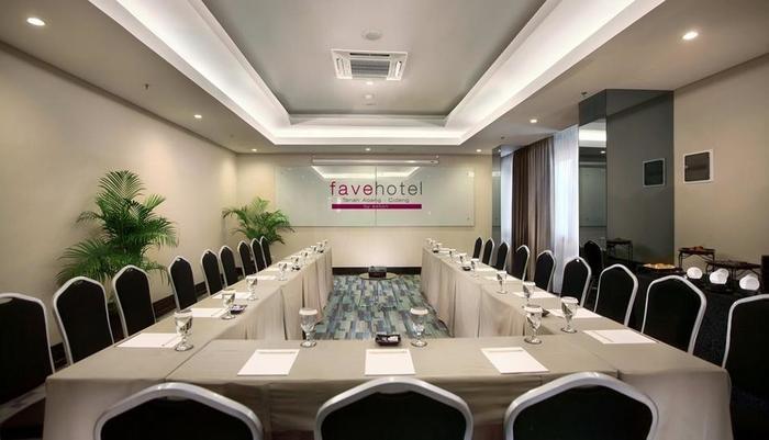 favehotel Tanah Abang Cideng Jakarta - Ruang Rapat