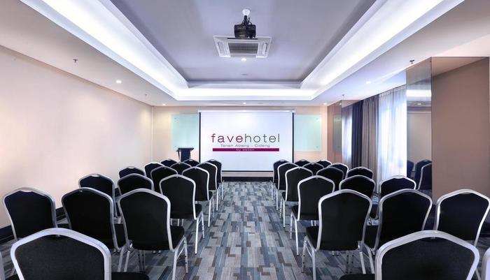 favehotel Tanah Abang Cideng Jakarta - Cascade Ruang Rapat