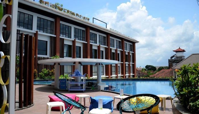 Ion Bali Benoa Bali - Kolam Renang