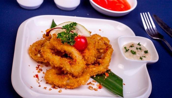 Ion Bali Benoa - Makanan