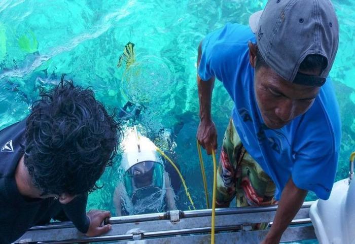 d'Nusa Beach Club and Resort Bali - Eksterior