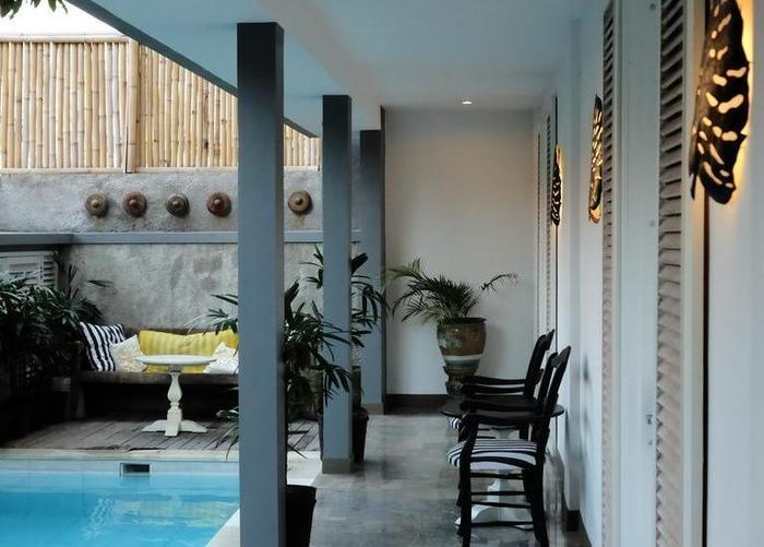Summerhome Seminyak  Bali - Teras