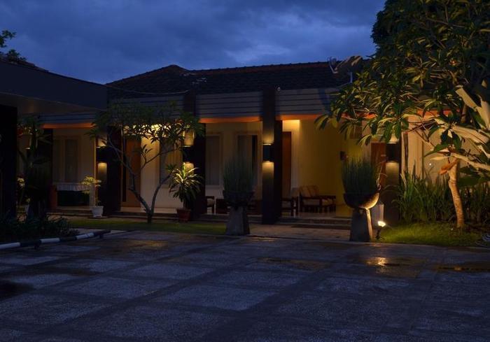 Hotel Griya Asri Lombok - Parkir