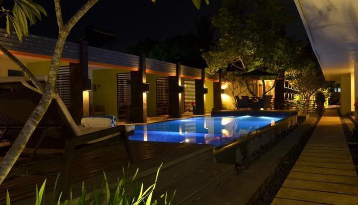 Hotel Griya Asri Lombok - Kolam Reanang