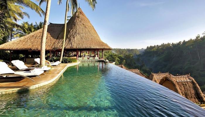 Viceroy Bali - Kolam Renang Utama