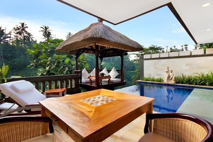 Viceroy Bali - Deluxe Terrace Villa