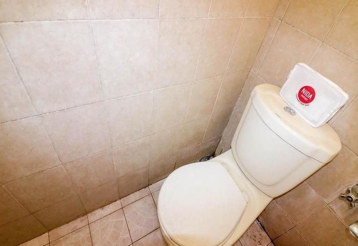 NIDA Rooms Boyong Hargo Binangun Jogja - Kamar mandi