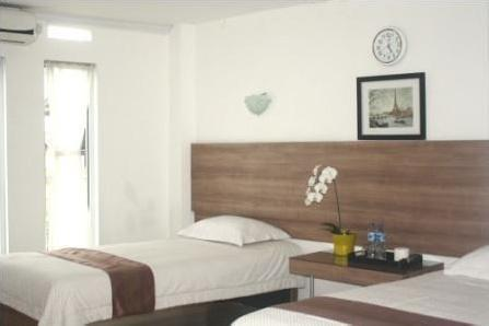 Accordia Dago Hotel Bandung - Deluxe Twin Non Balcony