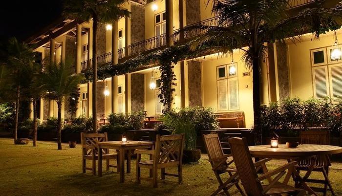 Kayu Arum Resort Salatiga - Bangunan Kamar