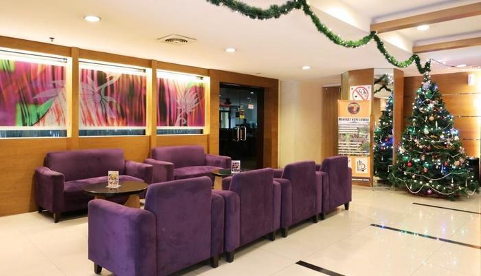 Hotel Melawai 2 Jakarta - Lobby