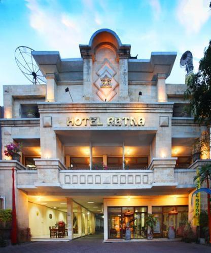 Hotel Ratna Bali - Bangunan