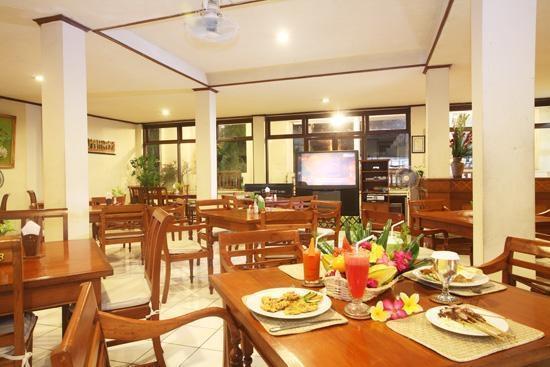 Hotel Ratna Bali - Restoran