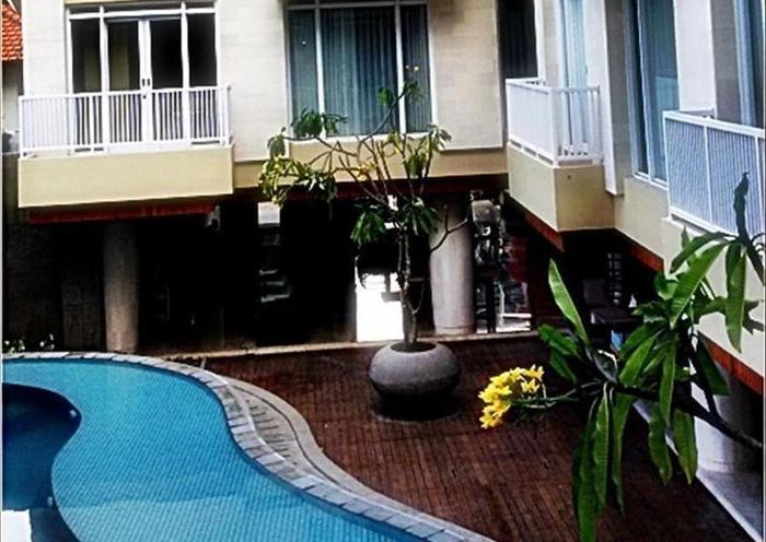 Bedrock Hotel Bali - Eksterior