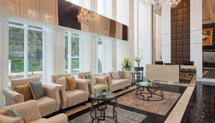 Cordela Norwood Hotel Jakarta - Lobby