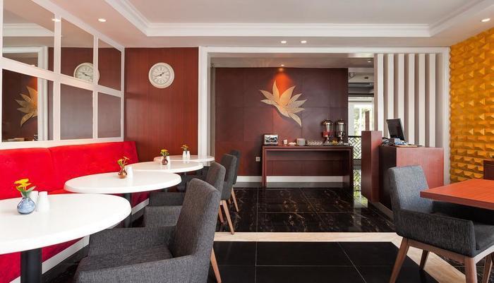 Cordela Norwood Hotel Jakarta - Restoran Sorentos
