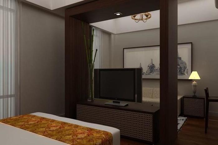 LYNN Hotel Yogyakarta - Kamar tamu
