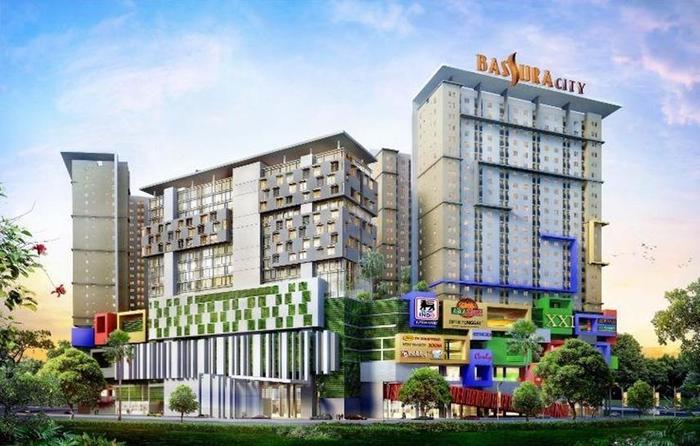 Apartment Bassura City By LIN PRO Jakarta - Exterior