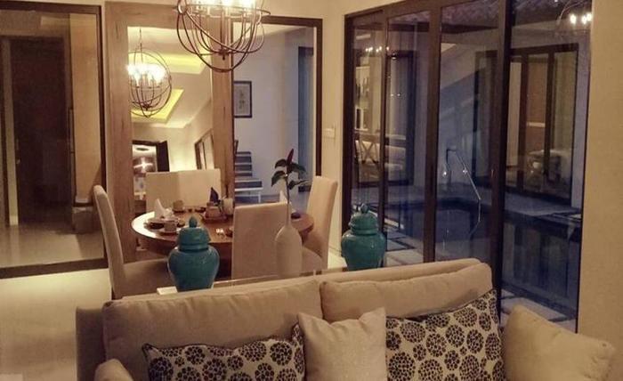Holiday Villa Pantai Indah Bintan - Ruang tamu