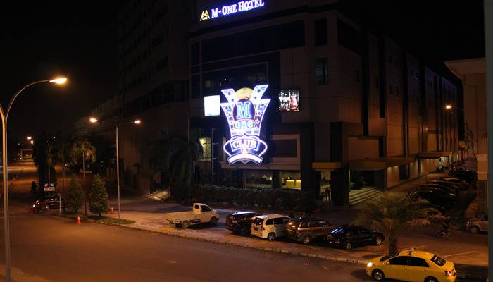 M One Hotel Batam - Eksterior