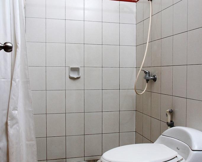 Rumah Asri Bandung - Kamar mandi