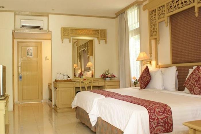 Kusuma Sahid Prince Hotel Solo - Bungalow Suite