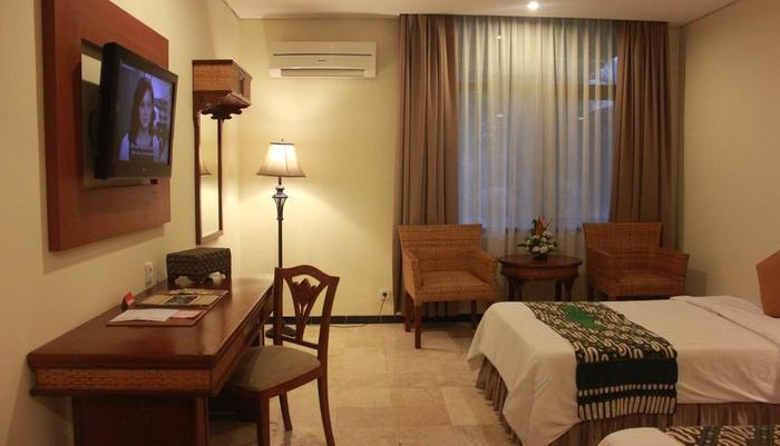 Kusuma Sahid Prince Hotel Solo - Kamar Superior