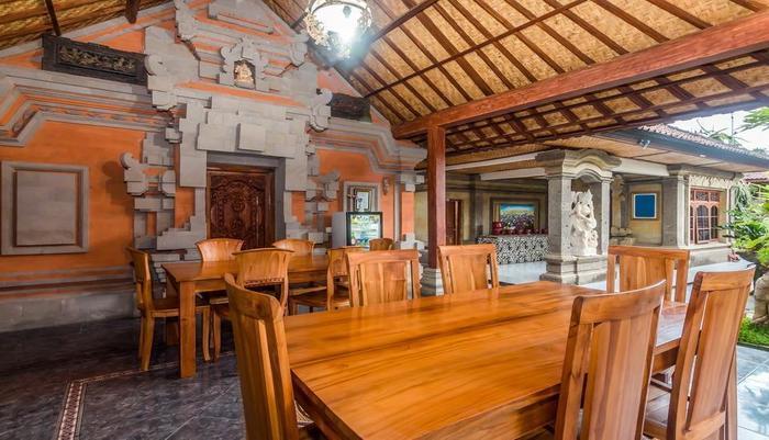 ZenRooms Ubud Laplapan Bali - Restoran