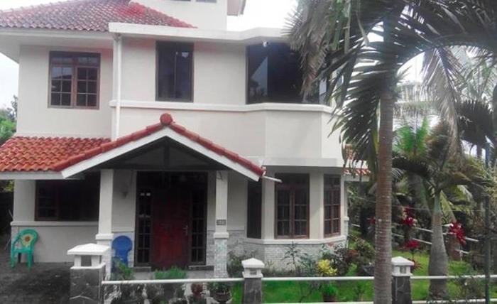 Villa Salman Bumi Ciherang Cianjur - Eksterior