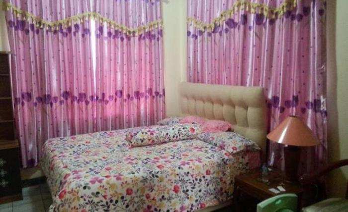 Villa Salman Bumi Ciherang Cianjur - Kamar tamu