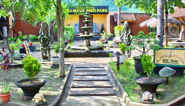 Gili Meno Garden Lodge Lombok - Resort