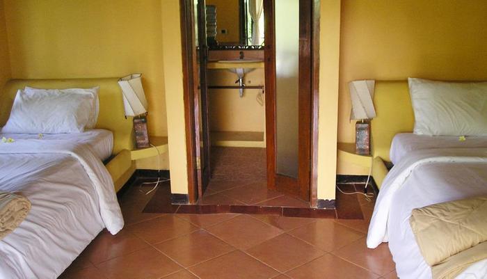 Gili Meno Garden Lodge Lombok - Kamar
