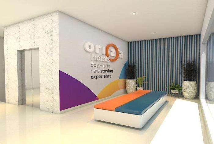 Oriza Hotel Perak Surabaya Surabaya - Lobby
