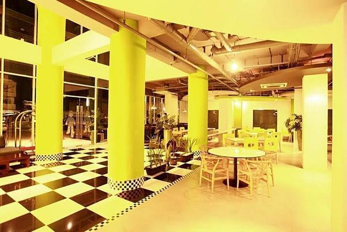 MaxOne Hotels Vivo Palembang - Restoran