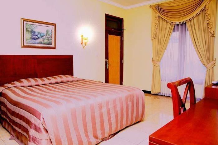 Resort Prima  Cisarua - Kamar Deluxe