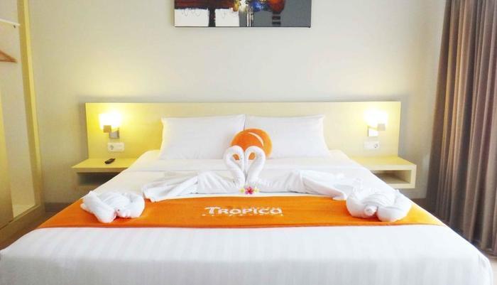 Tropico Jimbaran By Orange Bali - Kamar Deluxe 1 tempat tidur