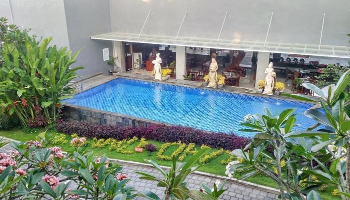 Tropico Jimbaran By Orange Bali - Hotel View
