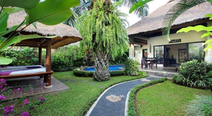 Furama Villas Ubud - Taman