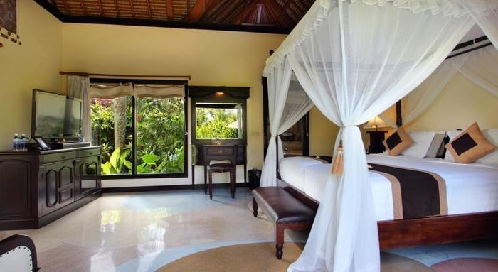 Furama Villas Ubud - Kamar Tamu